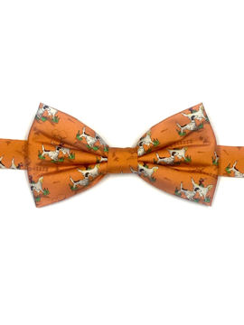 Wildfowling Dogs Bow Tie