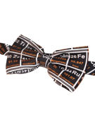 Periodic Table Bow Tie - TIE STUDIO