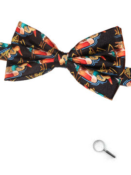Colourful Ducks Bow Tie