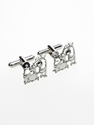 Music Drum Cufflinks - TIE STUDIO