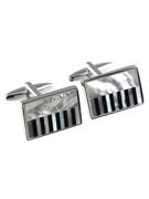 Keyboard Cufflinks - TIE STUDIO