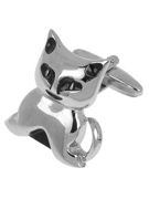 CAT cufflinks - TIE STUDIO