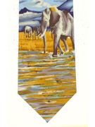 Elephants on the plains - TIE STUDIO