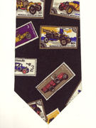 Cars on Stamps - TIE STUDIO