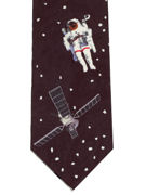 Astronaut in space - TIE STUDIO