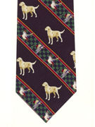 Hunting Dogs and Mallards Tie - TIE STUDIO