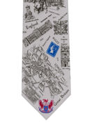 Great Britain Tie - TIE STUDIO