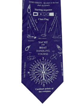 Yacht & Boat Handling course Tie