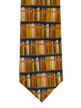 SOLD OUT !!  Books Tie