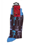 MUSIC - Guitar Socks - TIE STUDIO