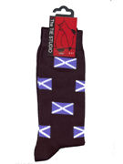 SCOTLAND socks - TIE STUDIO