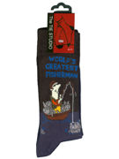 Worlds Greatest Fisherman Socks