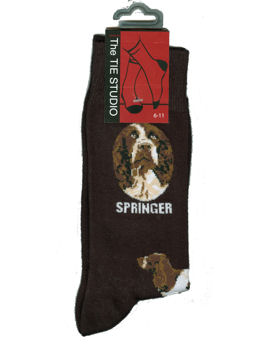 Springer Dog Socks