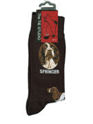 Springer Dog Socks - TIE STUDIO