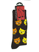 Happy Cats socks - TIE STUDIO