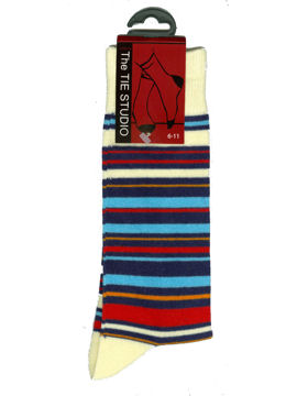SOCkS - Stripes Multi Colur