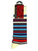 SOCkS - Stripes Multi Colur - TIE STUDIO