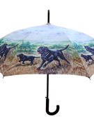 Umbrella - Labrador Dogs - TIE STUDIO
