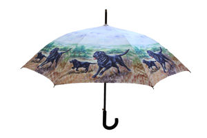 UMBRELLA - Labrador Dogs