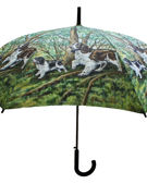Umbrella - Springer Spaniel dogs - TIE STUDIO